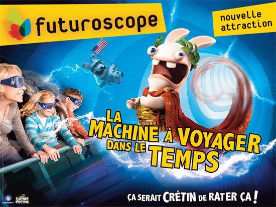 Le Futuroscope et le Parc Asterix à l'assaut des plus jeunes #2