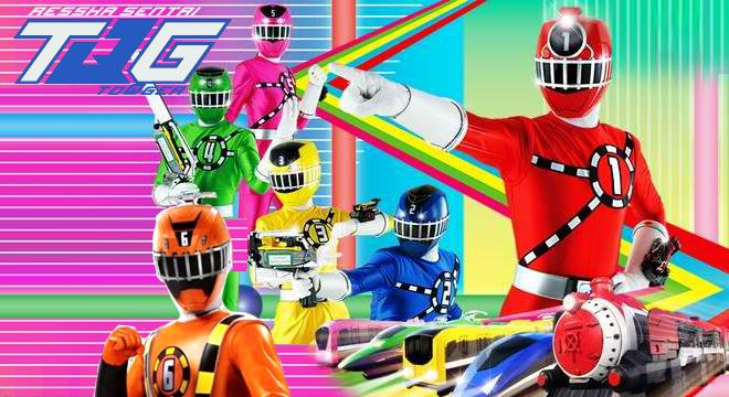 Ressha Sentai Toqger : Les futurs Power Rangers 2016 Train Force ? #2