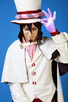 Blue exorcist comedie musicale Mephisto Pheles