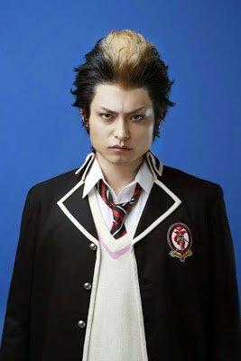Blue exorcist comedie musicale Suguro Ryuji