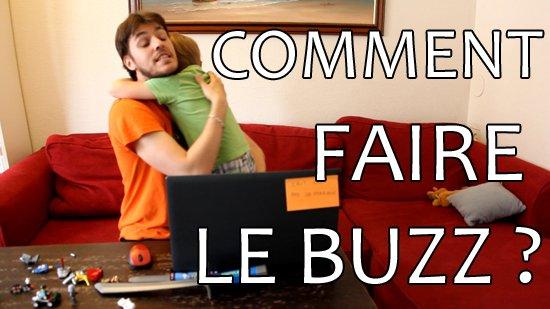 Les chroniques de JayeR (en vidéo) #9 : Comment faire le buzz ?