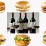 Quels vins pour accompagner vos sandwichs chez McDonald's ?
