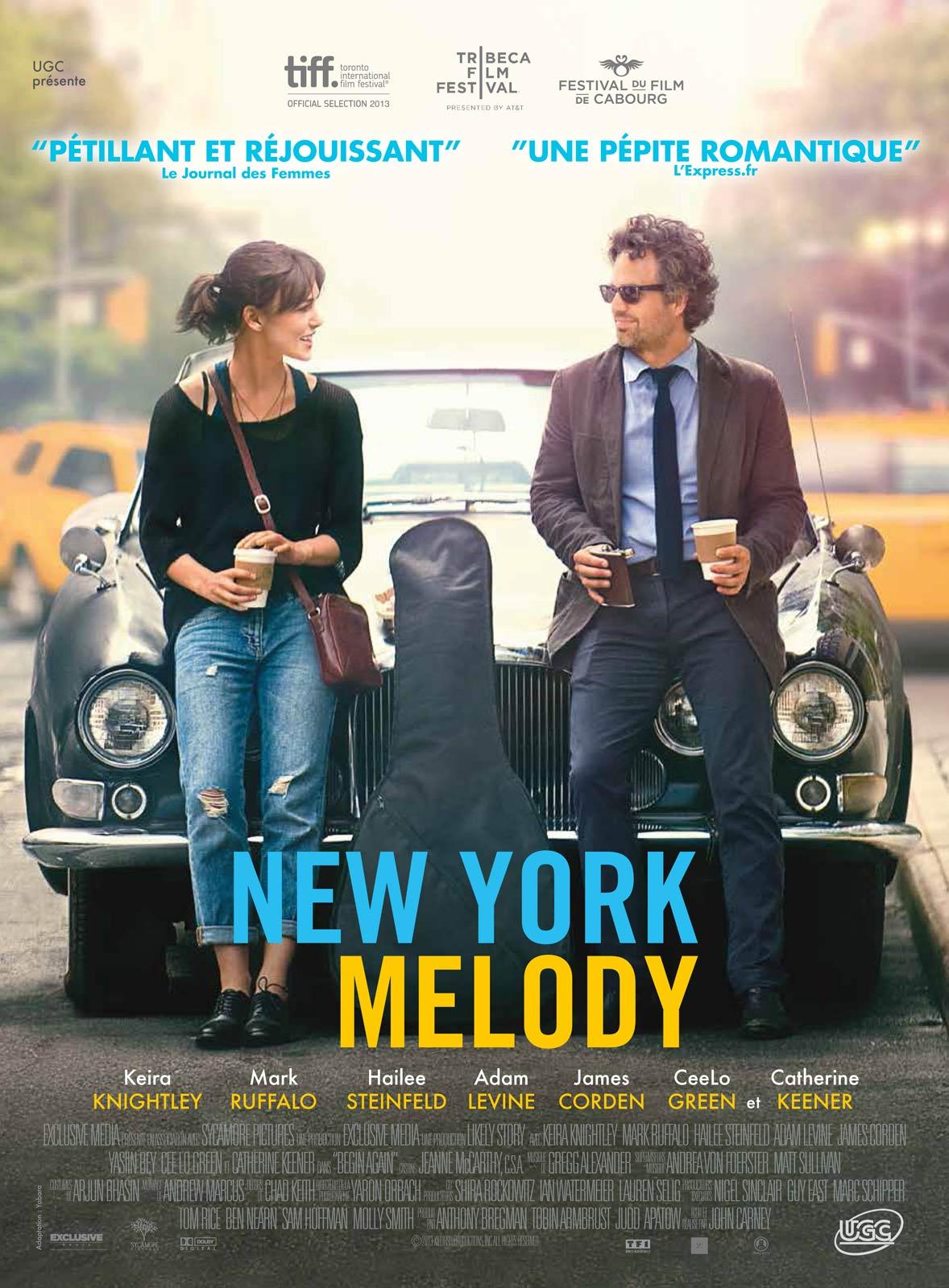 New York Melody rythmera-t-il l'été ?