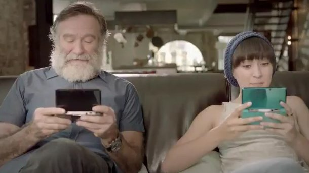 Blizzard rend hommage à Robin Williams