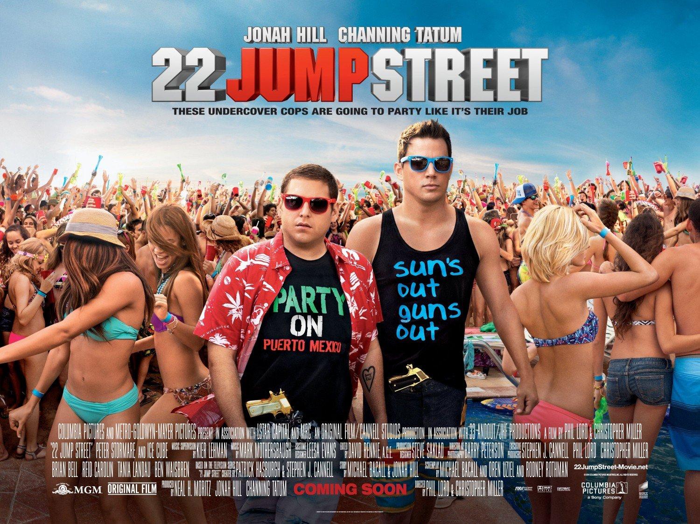 22 Jump Street : le remède anti blues de la rentrée