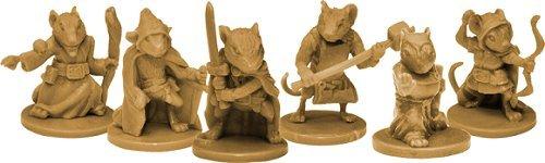 Mice and Mystics… Des souris et des sorts ! #3