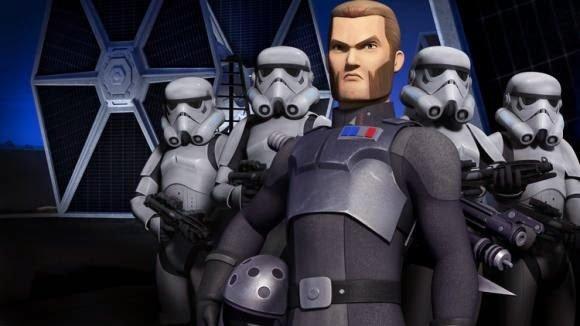 Star Wars Rebels, un nouvel espoir pour Disney #4