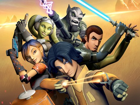 Star Wars Rebels, un nouvel espoir pour Disney #3