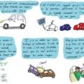 Une planche de BD issue du webcomic Adieu Mon Amour Propre