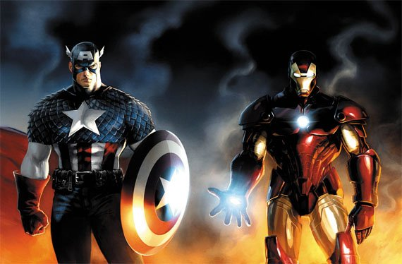 Captain America 3 – Civil War : Non, ça ne sera pas LE ˝Civil War˝ des comics