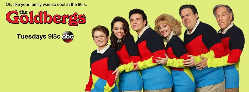 The Goldbergs - C'était en 1980 et des poussières.
