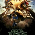 L'affiche du film Tortues Ninjas
