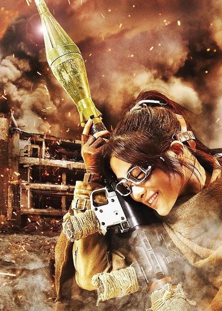 Premiers visuels du film live L'attaque des Titans (Shingeki no Kyojin) #9