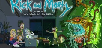 Rick and Morty, le retour de la folie dans l'animation?