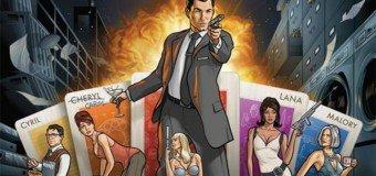 Archer - Bond, James bondage ta mère en short... avec un saucisson