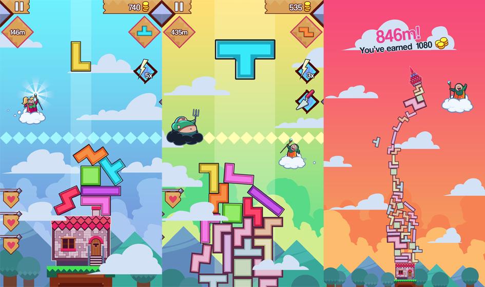 99 Bricks - Le Tetris revisité