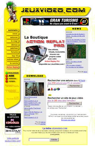 jeuxvideo.com 1997