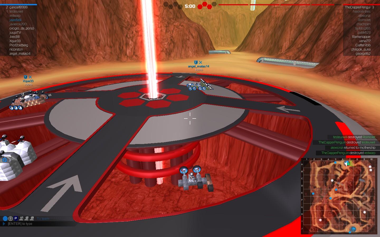 RoboCraft - Le World of Tank complètement barré pour les ingénieurs en herbe #6