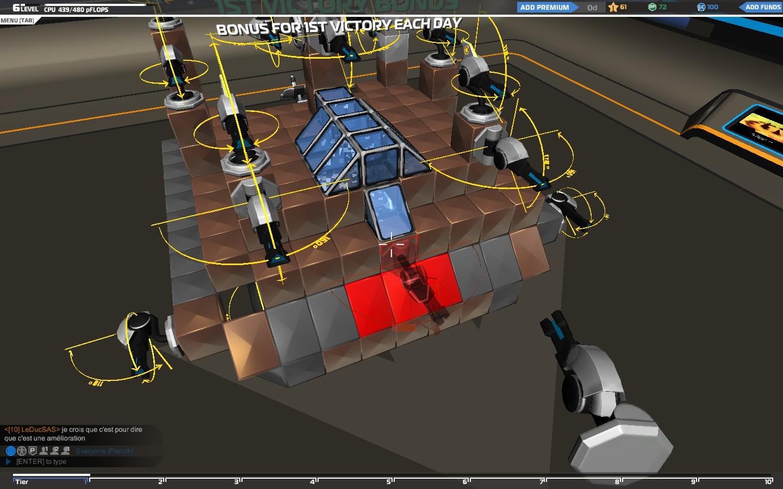 RoboCraft - Le World of Tank complètement barré pour les ingénieurs en herbe #2