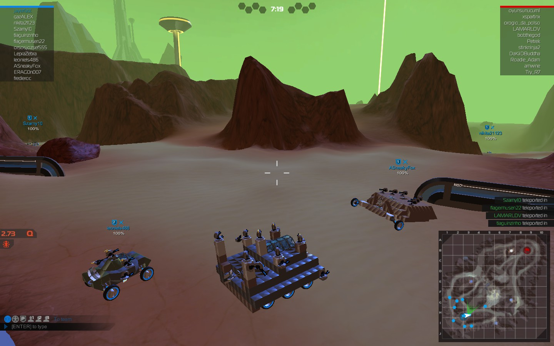 RoboCraft - Le World of Tank complètement barré pour les ingénieurs en herbe #4