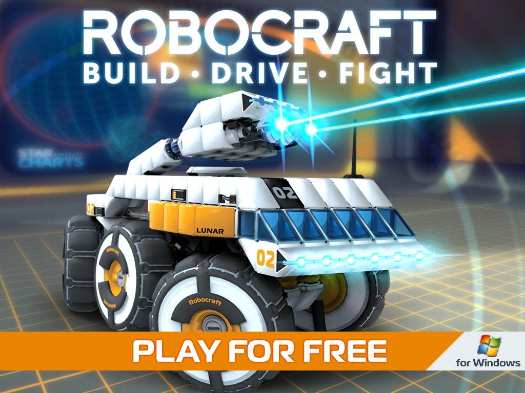 RoboCraft - Le World of Tank complètement barré pour les ingénieurs en herbe