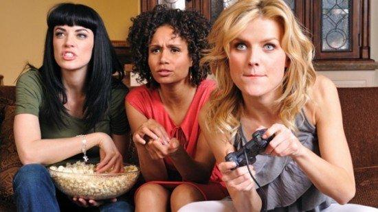 femmes et jeux vidéo gameuses
