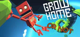 Grow Home – Ubisoft fait de l'indé… mais c'est raté
