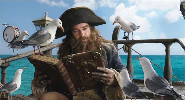 Bob l'éponge le film pirate antonio banderas
