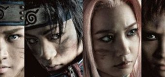 Naruto - la comédie musicale arrive au Japon