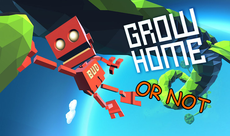 jeu vidéo ubisoft grow home