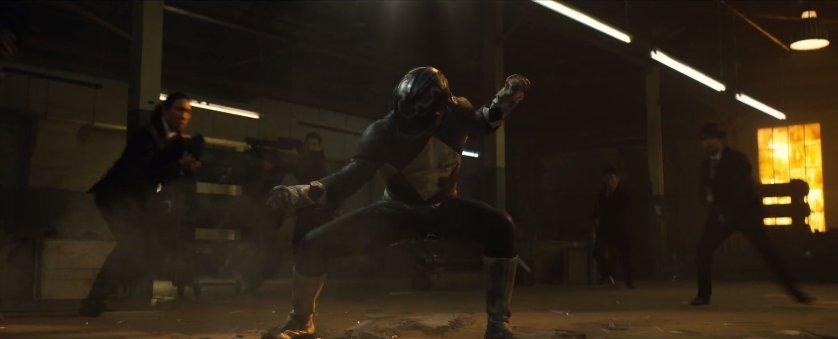 Le meilleur fan film Power Rangers jamais réalisé: ultra violent et avec des stars ! #2