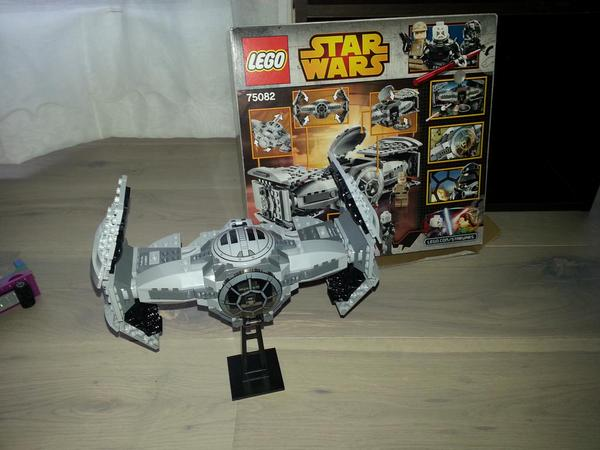 tie lego star wars
