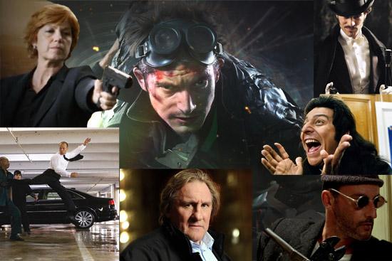 Et si on inventait un film de ˝super héros˝ type Avengers à la Française !