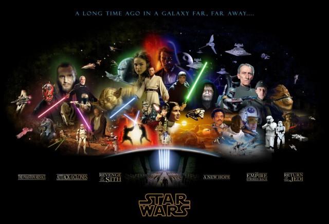 Regarder Star Wars avec son fils de 5ans