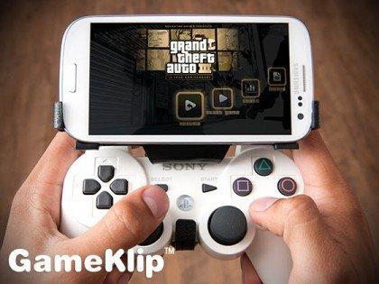 GTA III sur Android avec manette