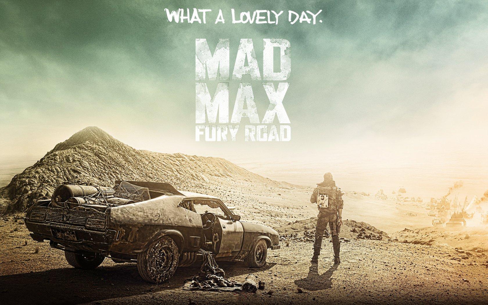 Mad Max Fury Road le pétard mouillé ?