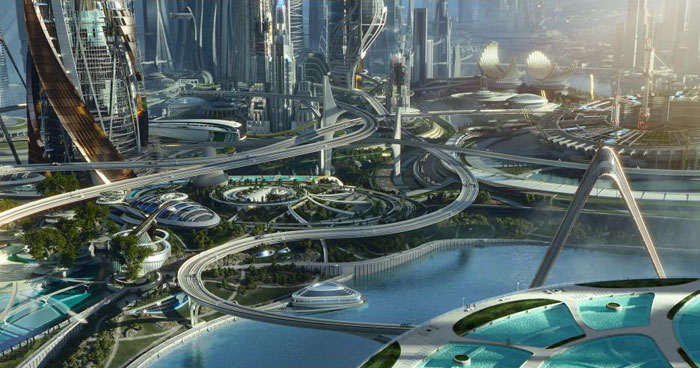 Tomorrowland : à la poursuite de demain - Un Disney multi générationnel #2