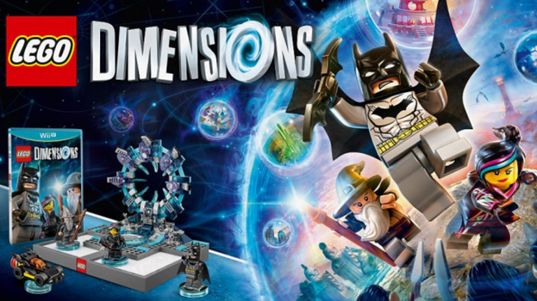 lego dimensions jeu video