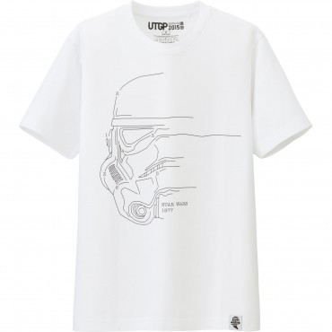 UNIQLO lance sa collection de t-shirts Star Wars #4
