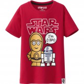 UNIQLO lance sa collection de t-shirts Star Wars