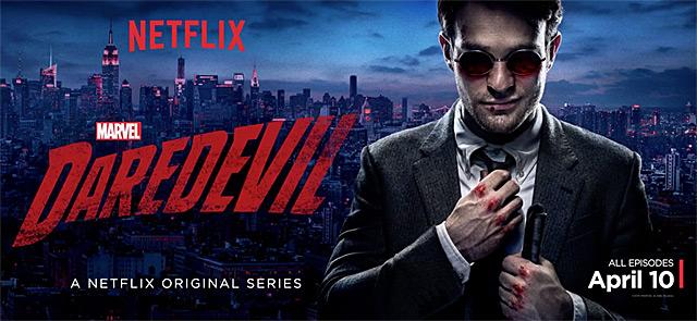 Daredevil - Marvel a son Dark Knight en série