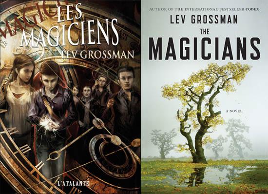 La trilogie ˝Les magiciens˝ adaptée en série TV