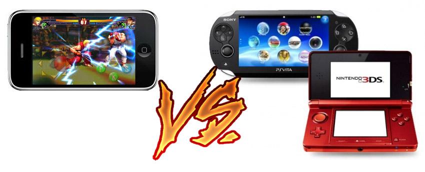 Smartphone VS Console portable - Quel est le meilleur choix pour les enfants ?