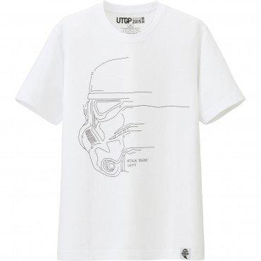 uniqlo starwars - stormtrooper