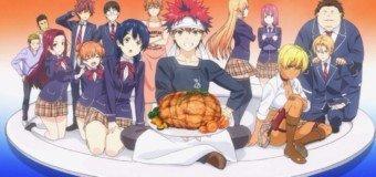 Shogeki no Soma – Food Wars : le manga qui donne faim !
