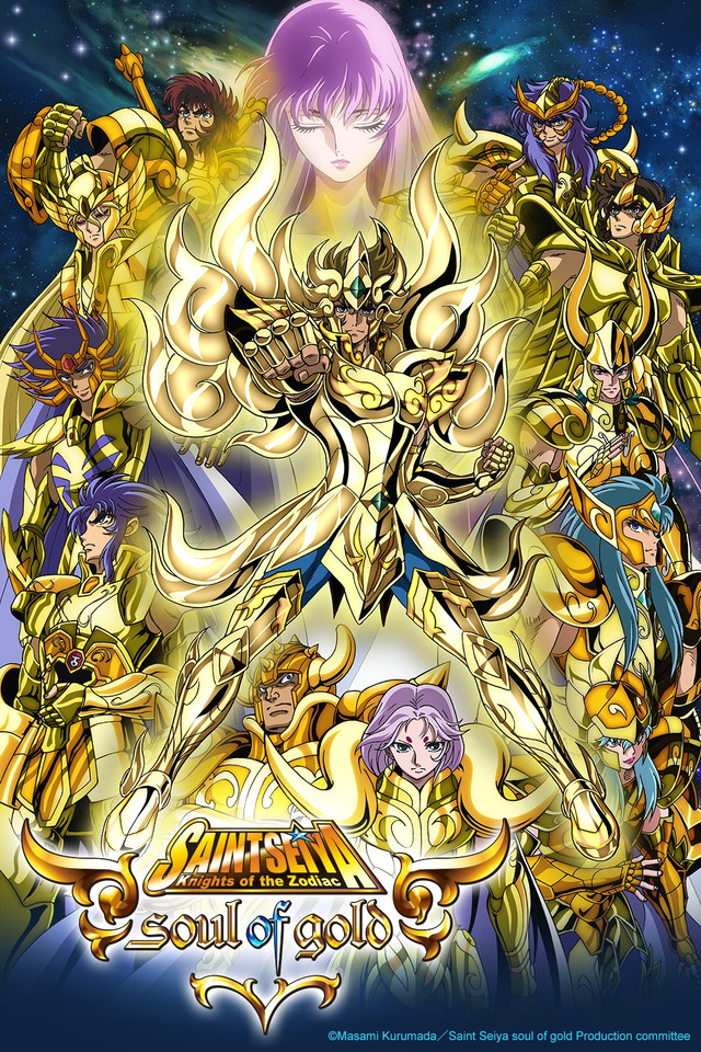 Saint Seiya Soul of Gold #2