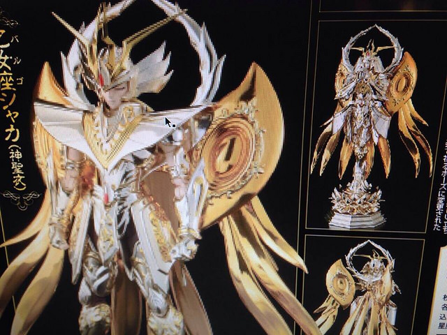 Saint Seiya Soul of Gold #3
