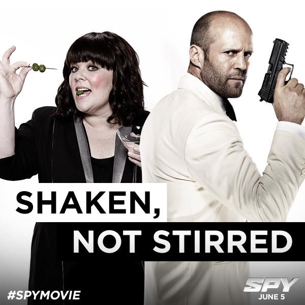 SPY et la destruction des carcans Hollywoodiens #2