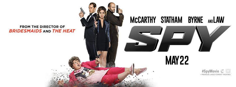 SPY et la destruction des carcans Hollywoodiens