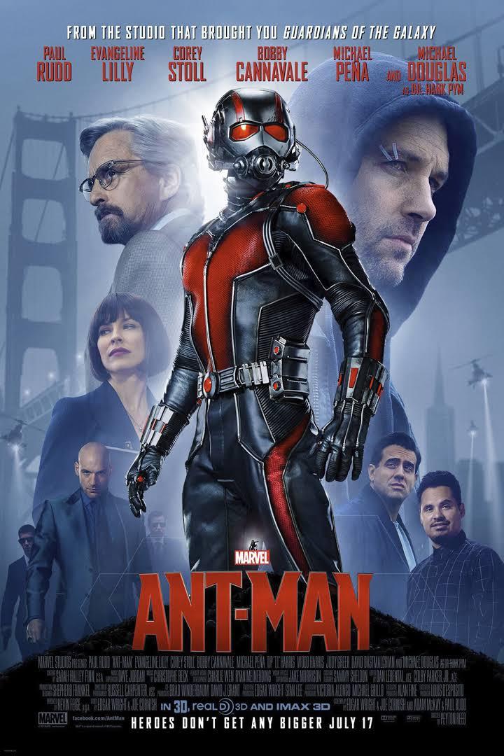 Ant-man: La micro-critique